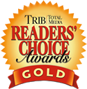 Gold Readers' Choice Awards symbol
