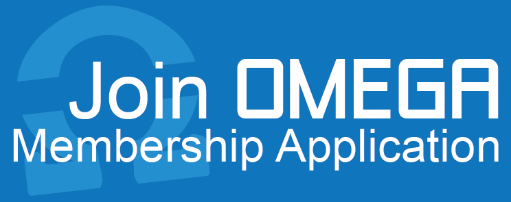 Text: Join OMEGA Membership Application